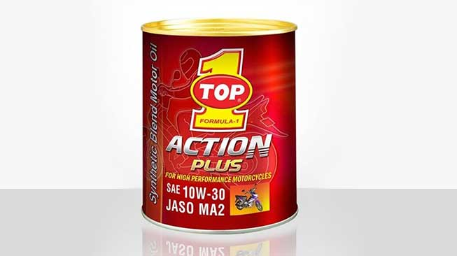 TOP 1 SMO Action Plus 10W-30