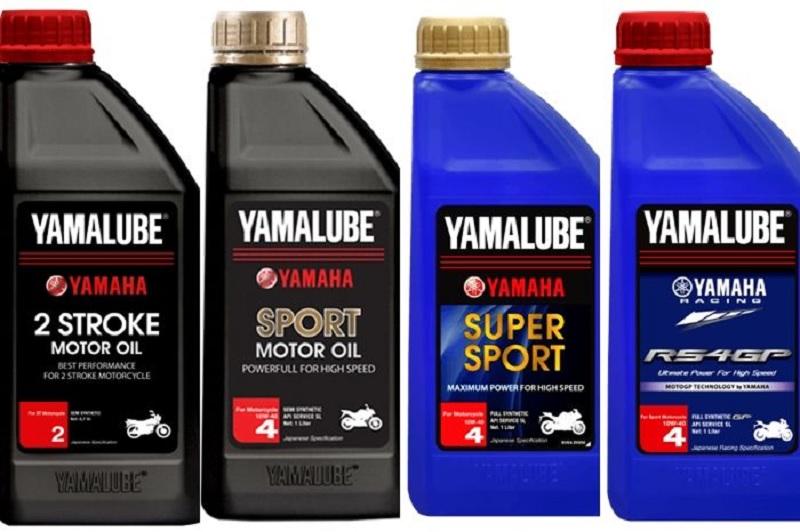 Yamalube - Oli Super Sport