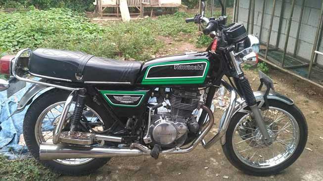 Kawasaki Binter Merzy