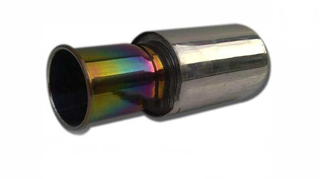 HKS Rainbow Muffler